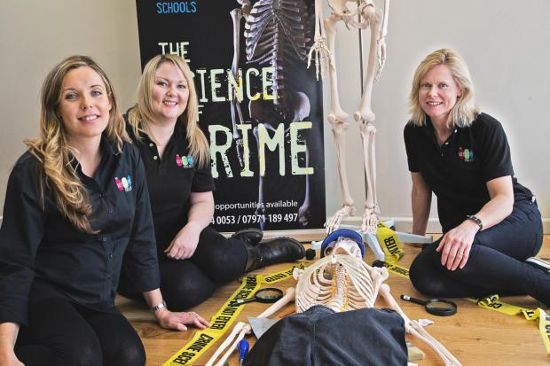 Getting down to the bones of the matter – the Detective Project South Essex team