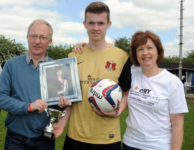 Ross's charity match will fund screening session