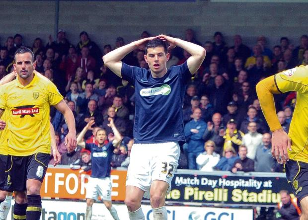 John Egan - impressed during a loan spell at Southend United at the end of last season