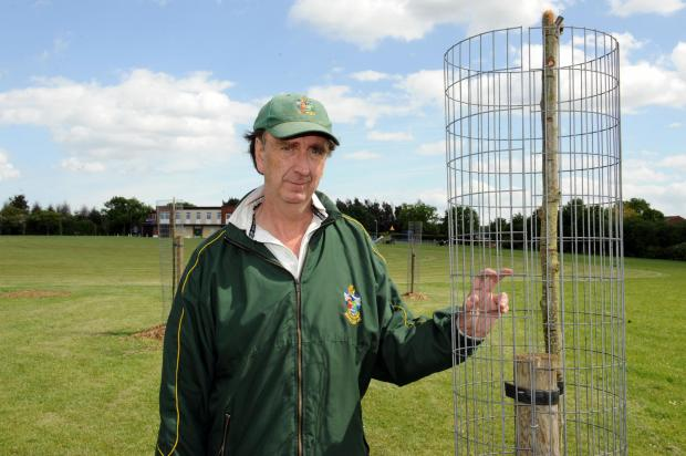 Call for patrols in vandal-hit park