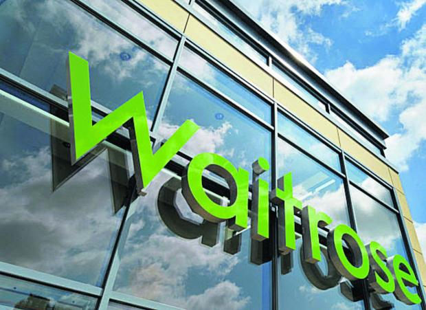 Waitrose shopper in threat to use guns