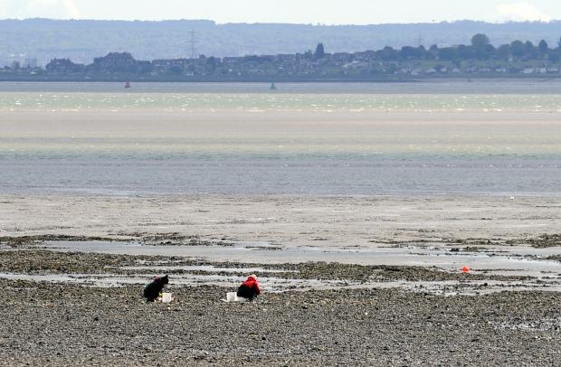 Southend-on-Mud is disappearing