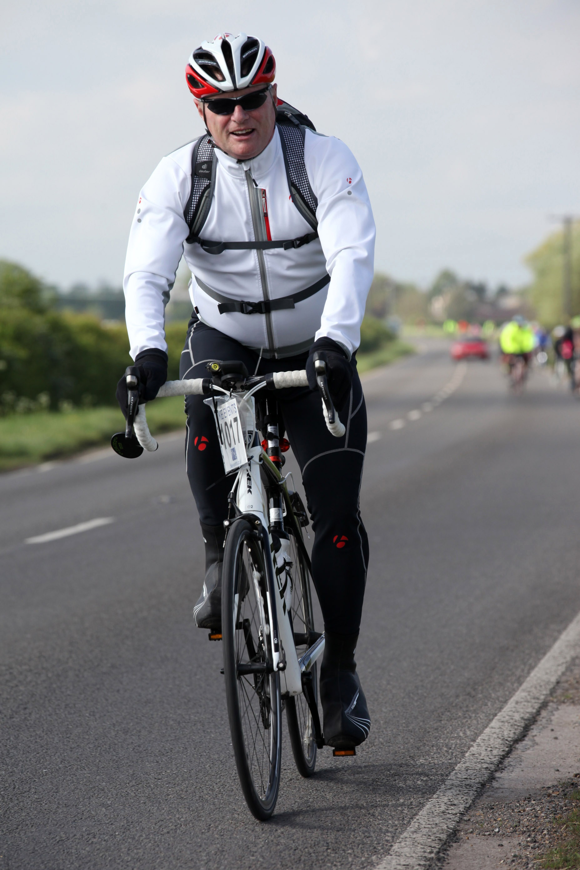 On his bike – David Allen is cycling 200 miles in aid of Diabetes UK