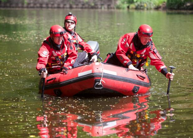 Fire crews called to stranded motorist in River Crouch