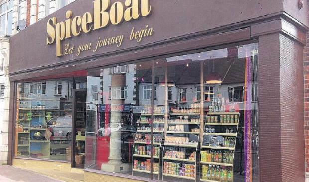 Early success – the SpiceBoat, in London Road, Leigh