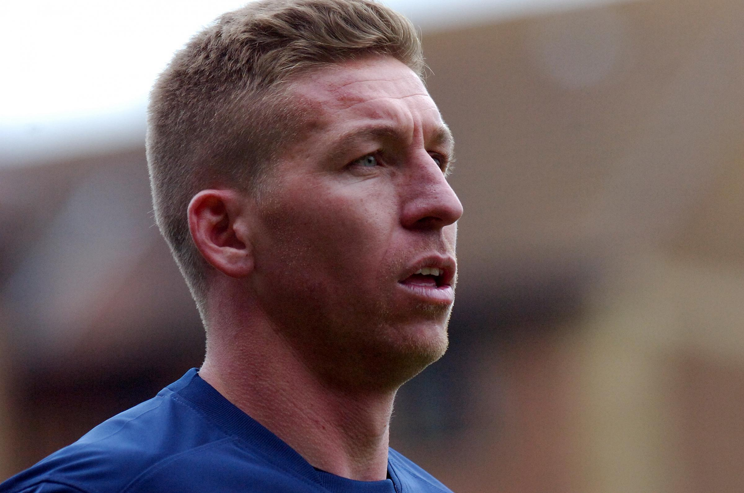 Freddy Eastwood - will be back at Southend United for their pre-season game against Ipswich Town