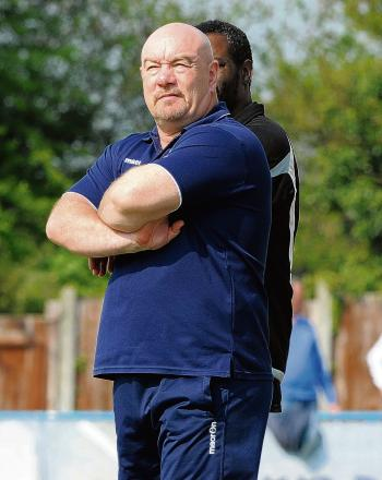 Billericay boss Craig Edwards