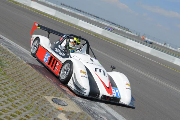 Echo: Bradley Smith in his Radical SR8