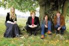 Trembling Bells – one of the many acts playing the festival