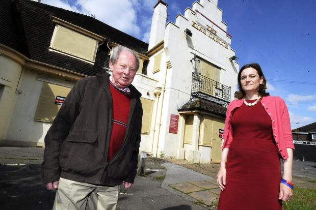 Historic King Canute pub is to become a convenience store