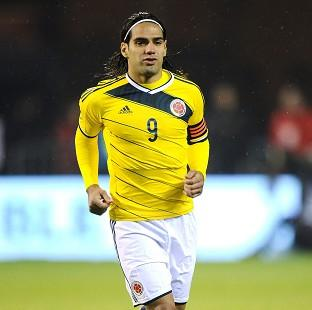 Echo: Colombia's Radamel Falcao will miss the World Cup