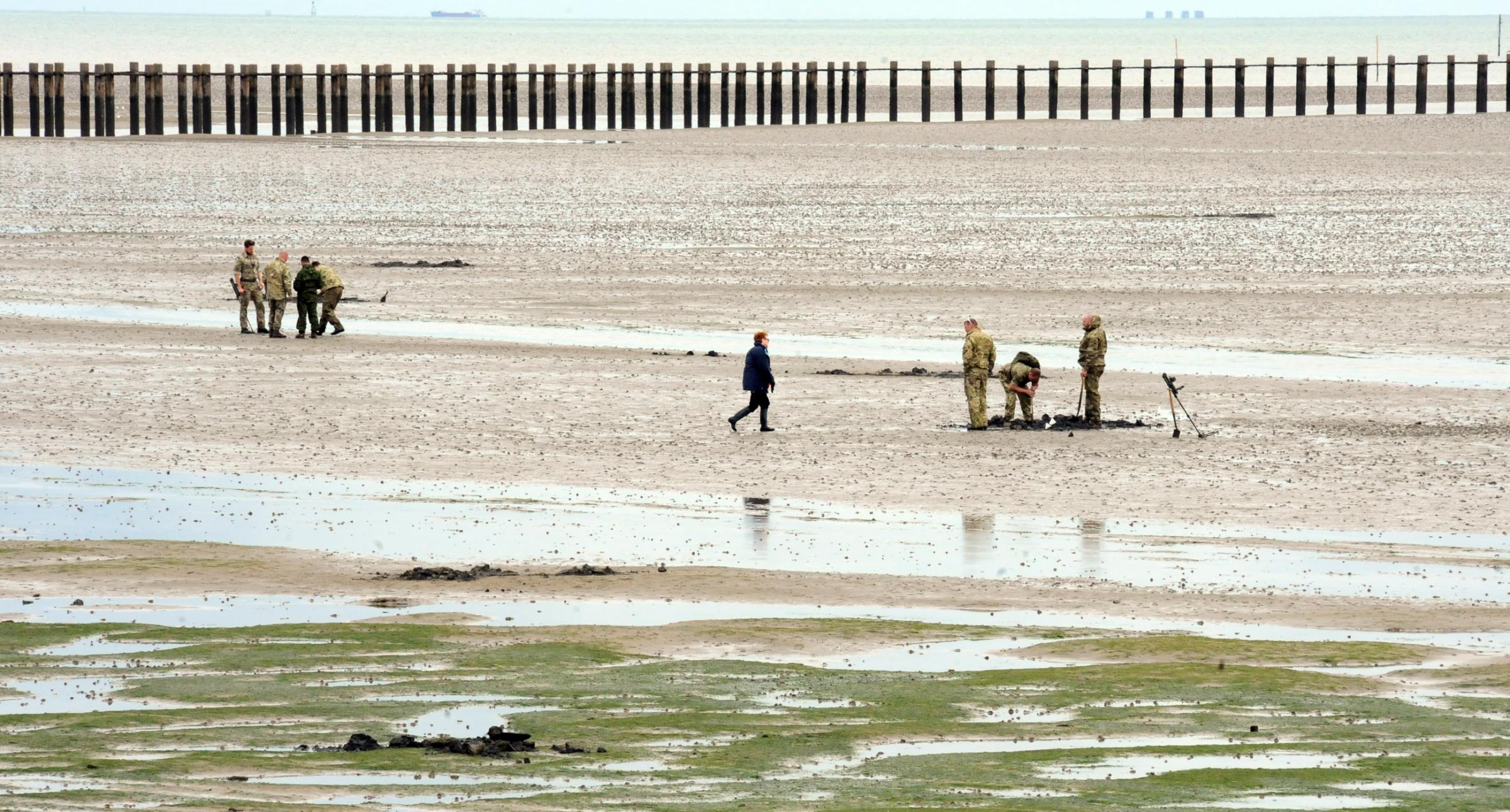 £26,000 cost of closing Shoebury East Beach