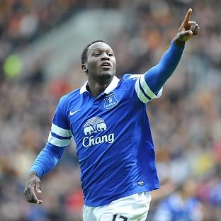 Echo: Romelu Lukaku knows he can put himself in the shop window with a good World Cup