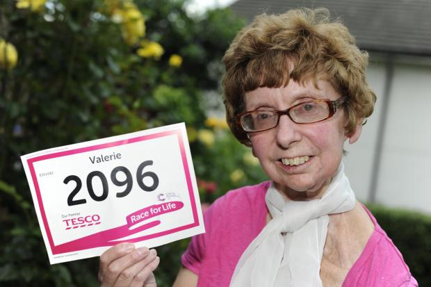 Echo: I'm ready to tackle fifth Race for Life