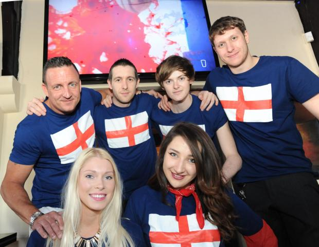 The Ivory Rooms in Billericay will be showing matches on an 80-inch screen