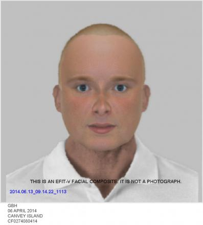 Police release efit in bid to find pub attacker