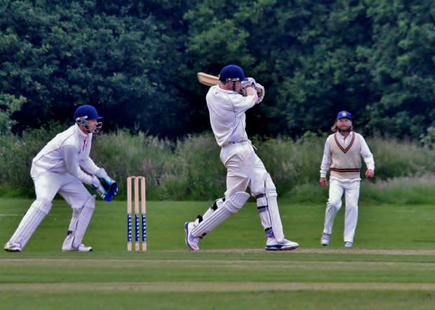 Superb knock – from Hadleigh & Thundersley's Adam Soilleux