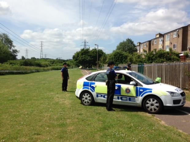 Major investigation underway in Greenstead after unconscious person found