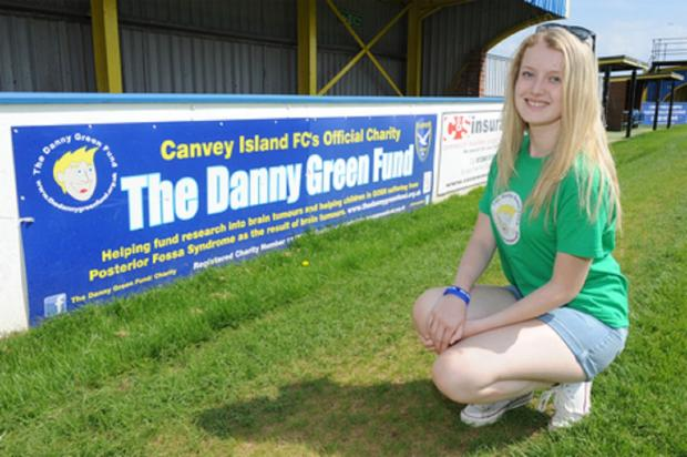 Canvey charity's biggest supporter