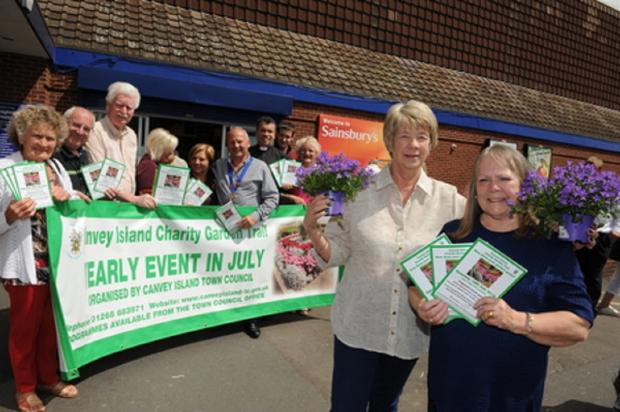 Echo: Gardens open day to raise money for charity