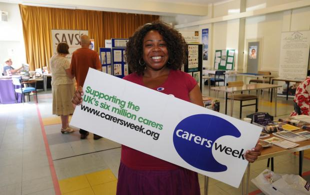 Southend Carers Forum operations manager Dawnette Fessey