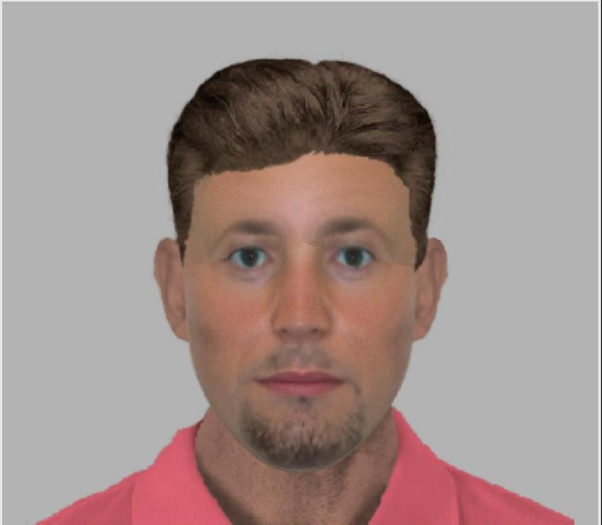 Efit issued in trace for man involved in brawl