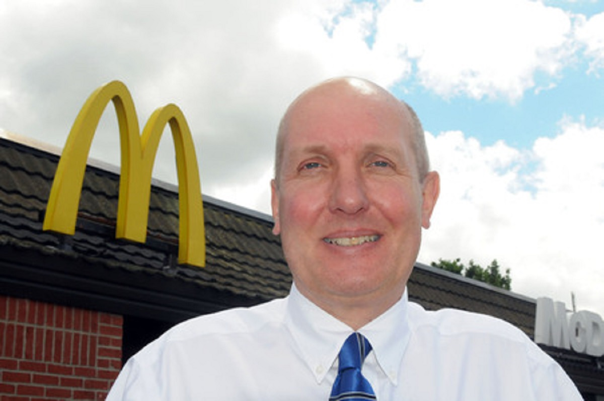 Booming chain - Mcdonald's owner shares success story