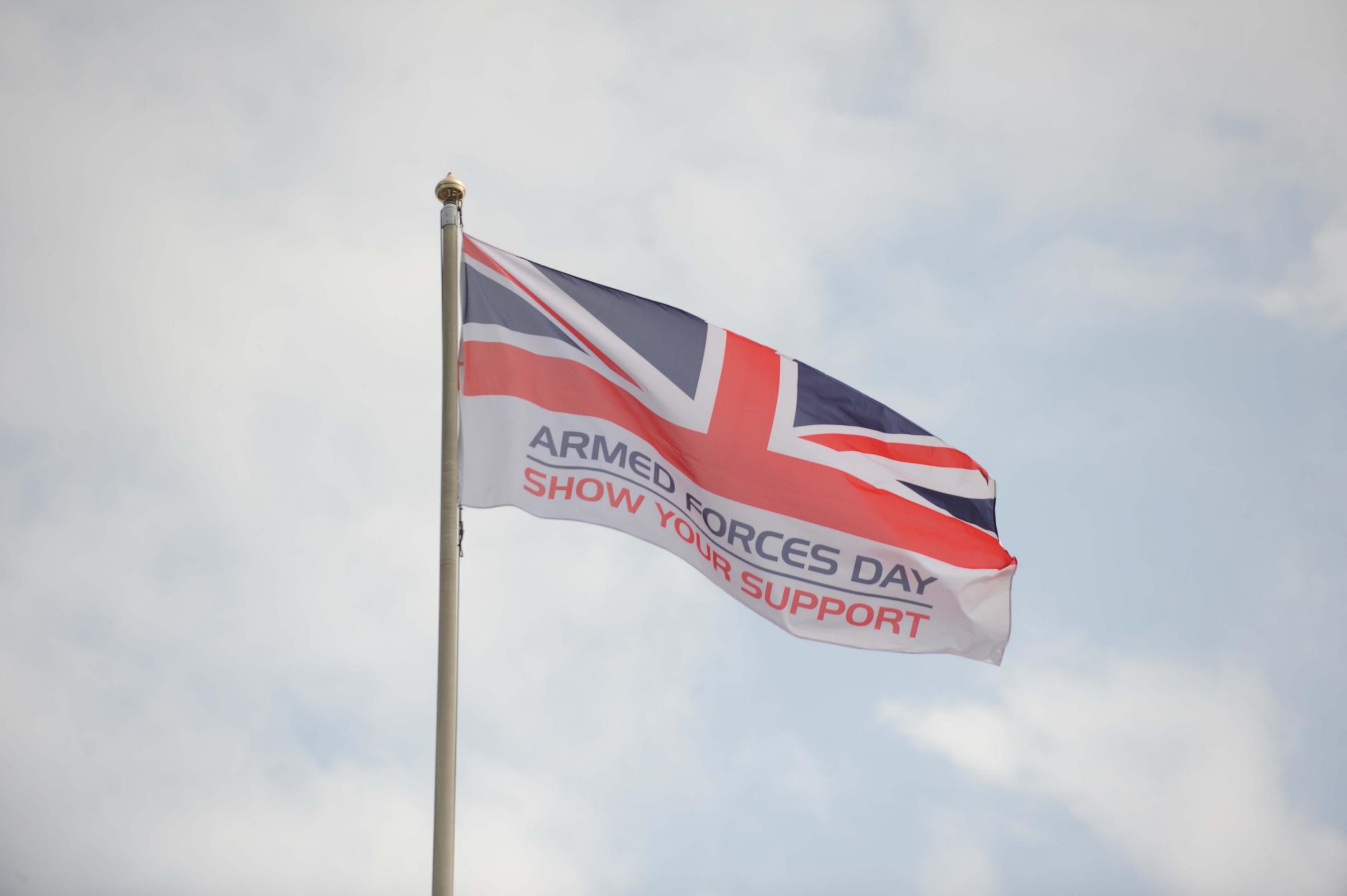 Events to honour the Armed Forces