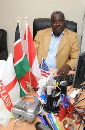 Daniel Munyambu wants to be Kenyan president