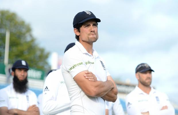 "Paul Grayson believes Alastair Cook has been the victim of a ""witch-hunt"" following England's series defeat against Sri Lanka"
