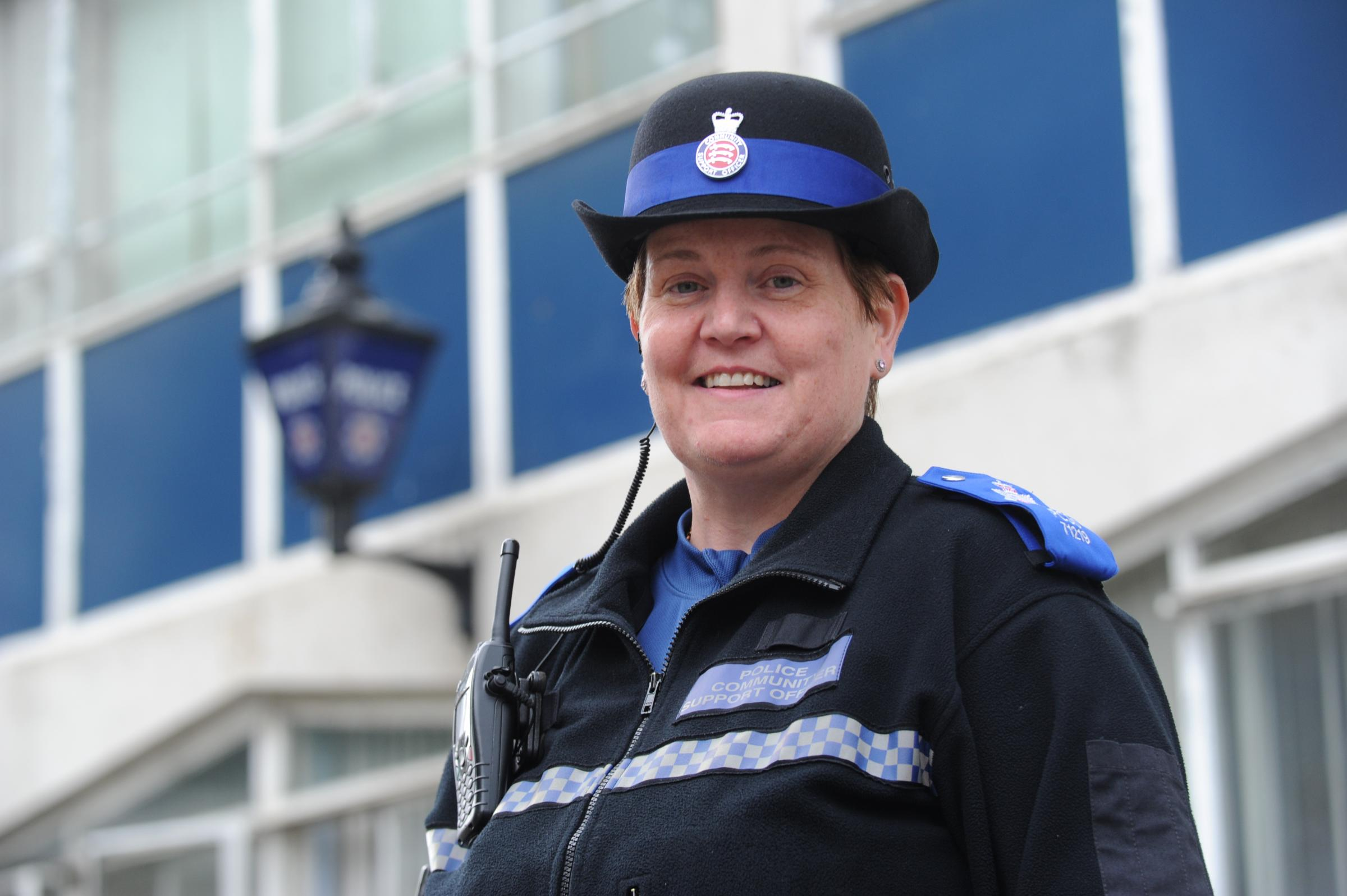 "PCSO Julie McFadden – ""this money will make such a difference"""