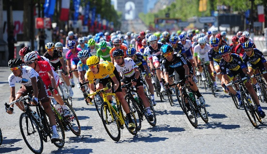 Economic windfall from Tour de France