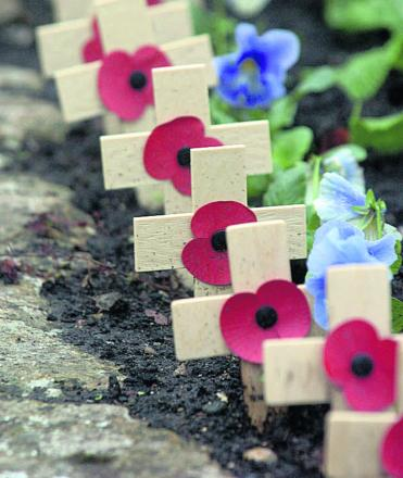 Lights out to commemorate First World War