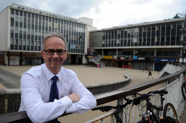 Leisure Square plans are back on