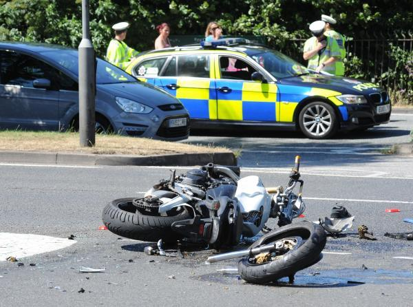 Witnesses appeal after serious motorbike crash
