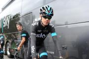 Chris Froome will be racing through Essex today as he heads towards the finish line in The Mall