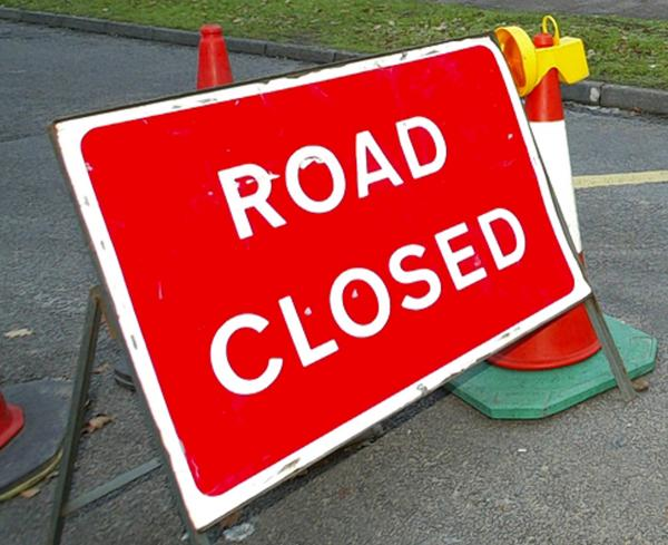 Two-vehicle smash closes Rochford road