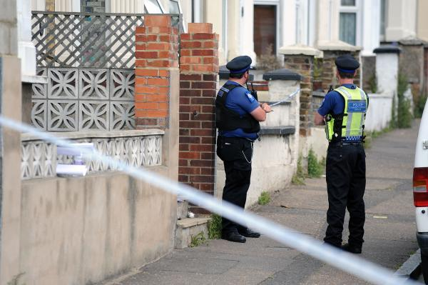 Southend murder: Witness - we tried to save him
