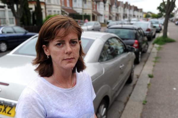Vicky Takawira - parking woes for residents in Boscombe Road