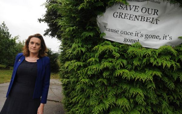 140 new homes threat to Benfleet's green belt