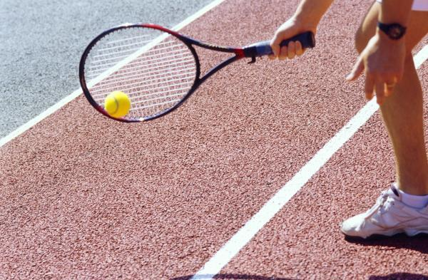 Essex tennis captain backs side for promotion - with a bit of luck!