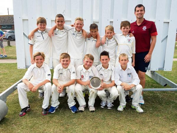 Gable Hall School history makers win Essex Plate
