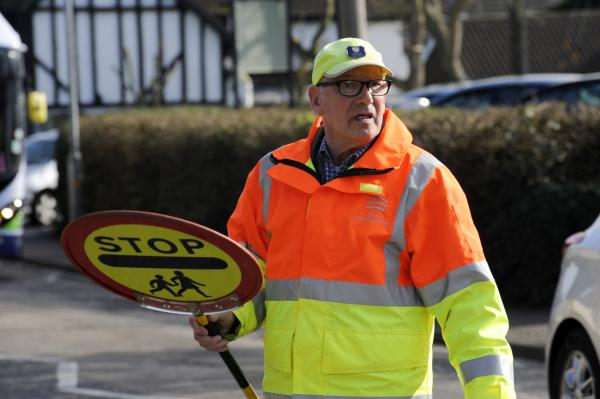 Terror – lollipop man Tom Dodd had abused hurled at him