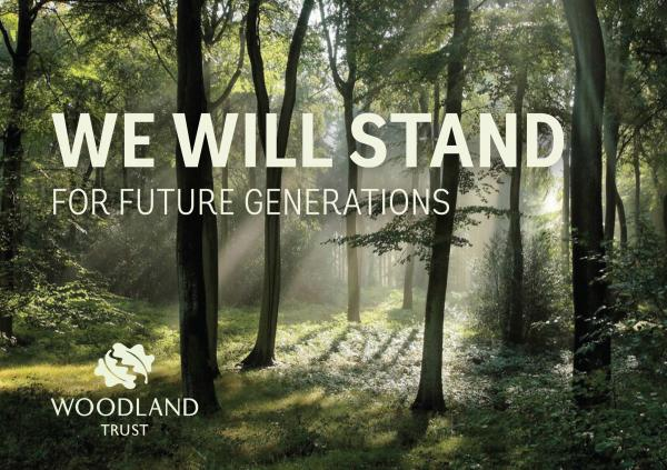 Dedicate a tree to create a lasting tribute to those who lived and served during the First World War