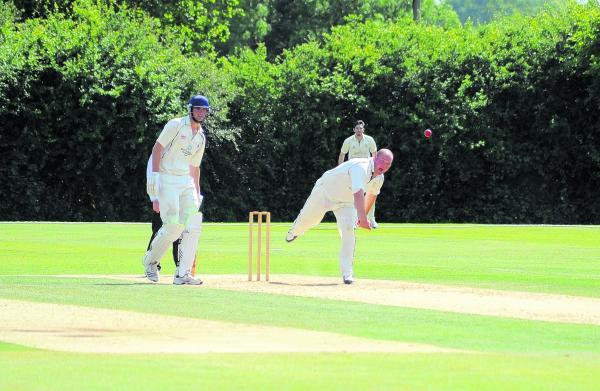 Dean Waller will be looking for more wickets