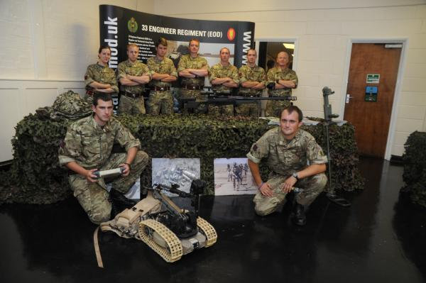 Time to sign up? Southend Army reservists need new recruits