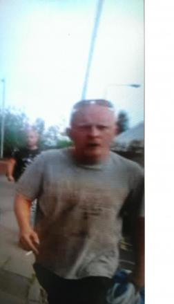Police want to speak to this man about assault at Basildon train station