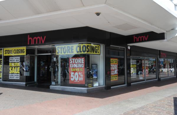 Major store on the move in Southend