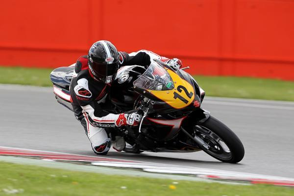 Russell Taylor will return to action on the Brands Hatch GP track this weekend
