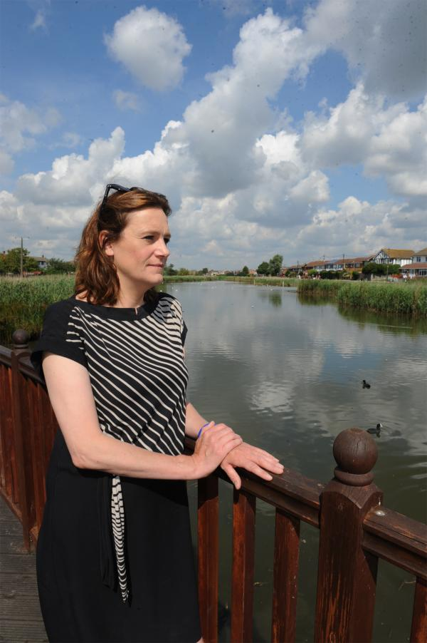 Rebecca Harris – calling for an independent probe into flooding